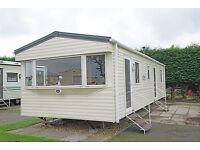 QUICK SALE NEEDED - STATIC CARAVAN ON SOUTH VIEW LEISURE PARK - PAYMENT OPTIONS AVAILABLE - WOW LOOK