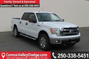 2013 Ford F-150 XLT ONE OWNER, KEYLESS ENTRY, BLUETOOTH, TOW PKG