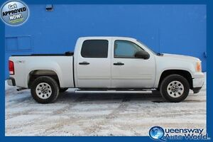 ***REDUCED***2011 GMC Sierra 1500 SLE Crew Cab 4x4 LT