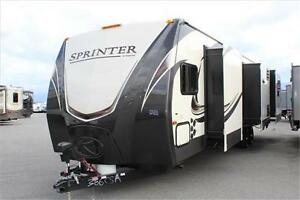 Keystone SPRINTER 332DEN TRAILER