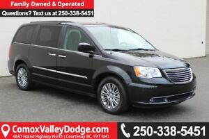 2016 Chrysler Town & Country Touring-L KEYLESS ENTRY, BLUETOO...