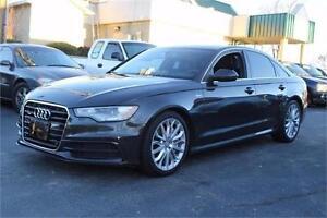2012 Audi A6 3.0T Premium Plus NAVI***EXTENDED AUDI WARRANTY!!