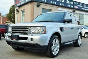 2006 Land Rover Range Rover Sport HSE *ONLY 94k KM* CERTIFIED!