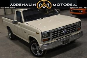1983 Ford F-100 IMMACULATE CONDITION! MUST BE SEEN!!!