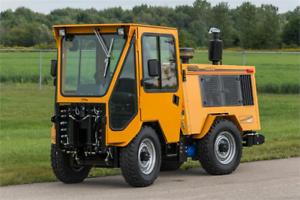Trackless MT6 Municipal Tractor