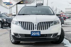 2015 Lincoln MKX 4DR AWD