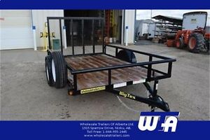 5X10' Big Tex Utility Trailer on SALE