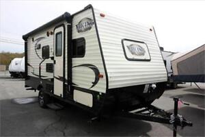 * Used Travel Trailer with Bunks under 3,000 Pounds