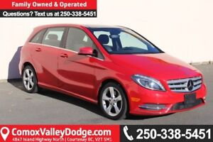2014 Mercedes-Benz B-Class Sports Tourer KEYLESS ENTRY, BLUET...