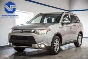 2015 Mitsubishi Outlander AWD/BLUETOOTH SE