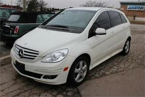 2008 MERCEDES-BENZ B200 CERTIFIED