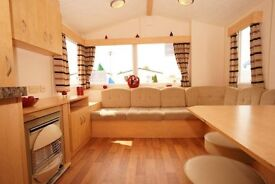 Caravan For Sale With Site Fees Included Till 2019 At Sandylands Saltcoats