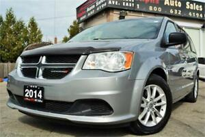 2014 Dodge Grand Caravan SXT *STOW & GO* CERTIFIED | WARRANTY!