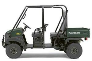 Kawasaki Mule | Buy a New or Used ATV or Snowmobile Near Me