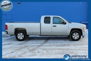 2012 Chevrolet Silverado 1500 LT 4x4 LONG BOX