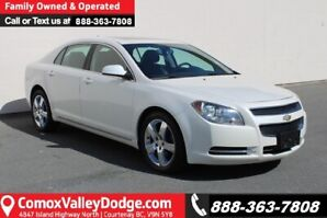 2011 Chevrolet Malibu LT Platinum Edition ONE OWNER, ACCIDENT...