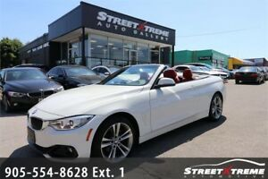 2015 BMW 4 Series 428i xDrive | Clean CarProof |Red Interior