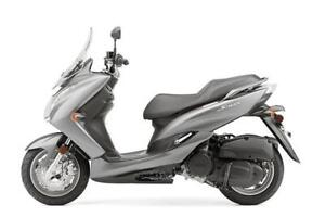 YAMAHA LAVAL : SCOOTER, SMAX, S MAX 155, ALEX BERTHIAUME