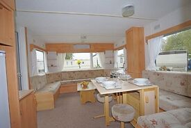 Private sale static caravan for sale 12 month season sea views available