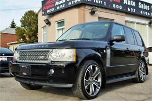 2006 Land Rover Range Rover Supercharged *NO ACCIDENTS*CERTIFIED