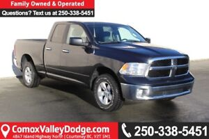 2013 RAM 1500 SLT ONE OWNER, KEYLESS ENTRY, REMOTE START, CRU...
