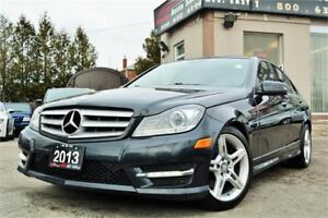 2013 Mercedes-Benz C-Class C300 4MATIC *NAV* NO ACCIDENTS* CERTF