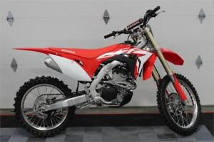 HONDA CRF 250R USAGE