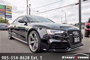 2013 Audi RS5 | AWD | Accident Free | 450 HP | Bluetooth | Navi