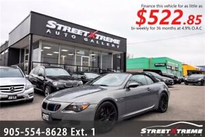 2007 BMW 6 Series M6 | Nearly NEW Rim & Tires | Leather | Carbon