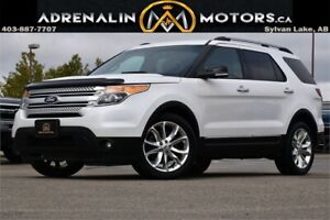2014 Ford Explorer XLT w/LEATHER & NAV