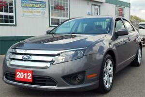 2012 Ford Fusion SE  WE FINANCE