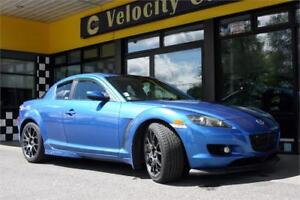 "2003 Mazda RX-8 Type S Sunroof 18"" rims 91K"