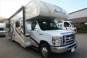 "2018 Thor Motor Coach FOURWINDS 31L*17 ""$345.00 Bi-weekly"" OAC"