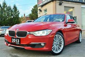 2013 BMW 3 Series 328i xDrive Luxury Line *ONLY 83k KM* CERTIF!