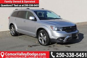 2017 Dodge Journey Crossroad KEYLESS ENTRY, BLUETOOTH, NAV, B...