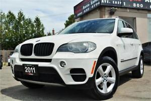 2011 BMW X5 35d X-Drive *7 SEATER* NO ACCIDENTS* CERTIFIED!