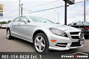 2014 Mercedes-Benz CLS550 | AMG | Premium | Navi |Accident Free