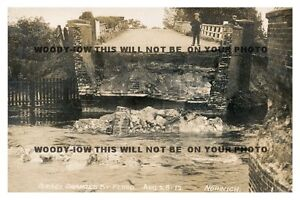 rp9465 - Flood Damaged , Lakenham Bridge , Norwich - photo 6x4