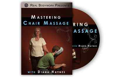 Massage Therapy Supplies Chair Massage Dvd