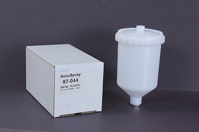 Accuspray 650cc Nylon Gravity Cup Replaces Part 97-044
