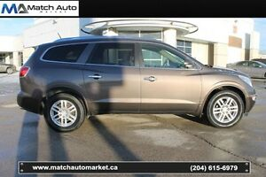 *Safetied* 2008 Buick Enclave CX *Command Start* *AWD* *Sunroof*