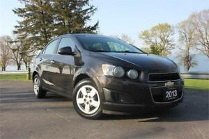 2013 Chevrolet Sonic LT- A/C| POWER GROUP| BLUETOOTH| CRUISE
