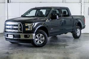 2017 Ford F-150 XLT 3.5l ECO BOOST!
