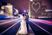 Huge Discount! Wedding Photography + Video Special under $1K <<<