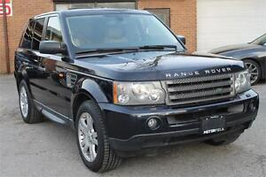 2006 Land Rover Range Rover Sport HSE *NAVI   NO ACCIDENTS*