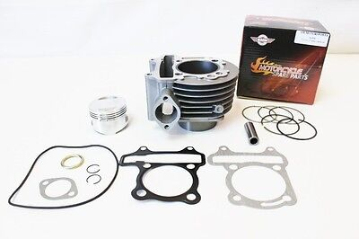 - Chinese Scooter 150 GY6 / QMB139 Stock Cylinder Kit