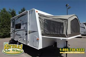 Used 2014 Forest River Shamrock 17 Hybrid