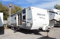 2005 Keystone Sprinter Park Model - $75 Bi-weekly - UX 3052