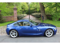 2008 BMW Z4 3.0 si SPORT COUPE 1 OWN 26,887 MILES FBMWSH EXCEPTIONAL EXAMPLE