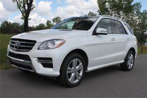 2015 Mercedes ML 350 BLUETEC Spotless  WHY PAY MORE ????